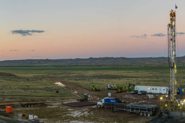 Southwestern Energy past project